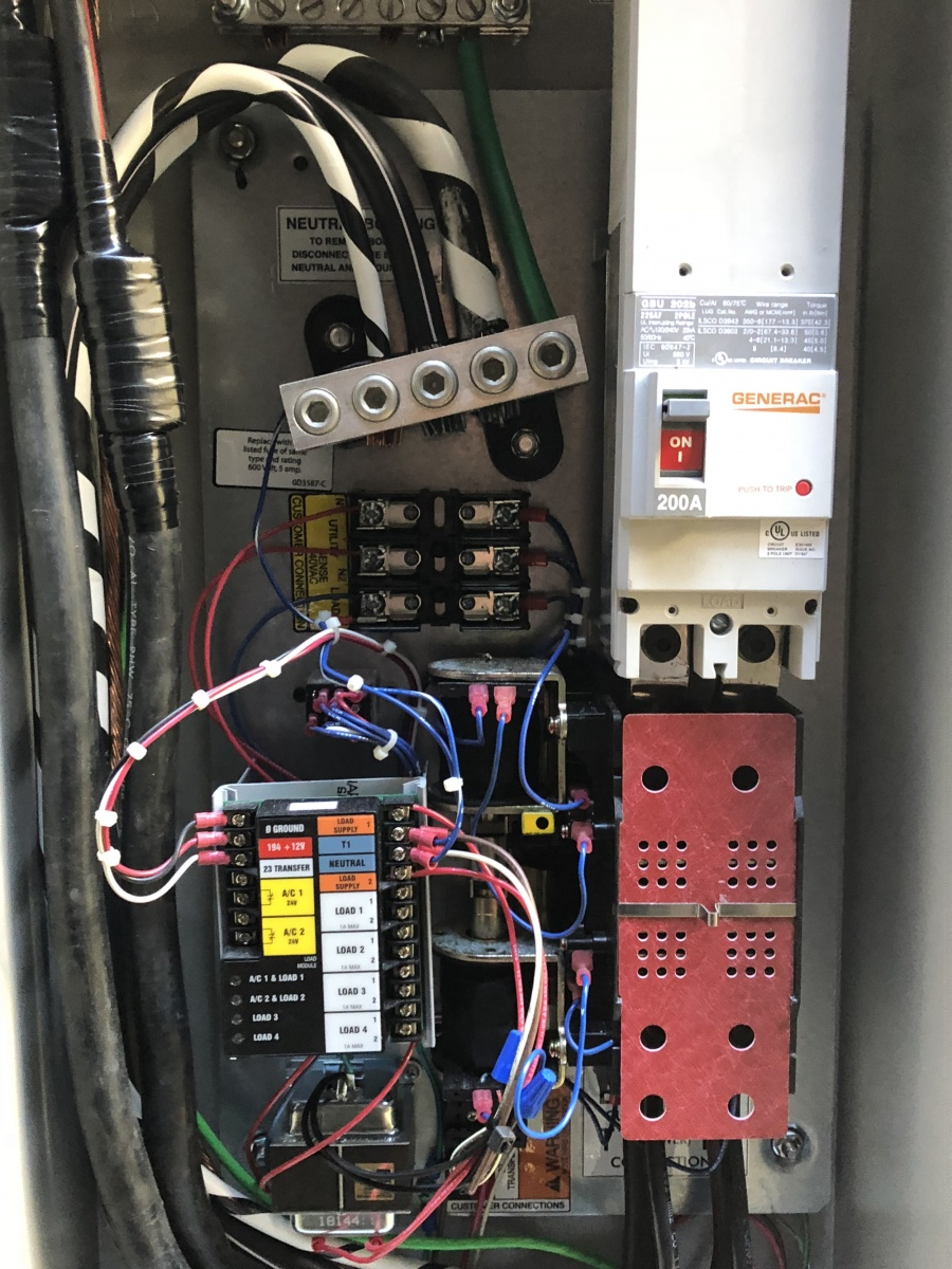Generator-transfer-switch
